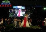 호텔 결혼식을%s P6mm 실내 LED 영상 스크린
