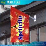 Indicateur s'arrêtant de mur de drapeau de PVC de promotion (M-NF14P03005)