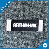 Logotipo personalizado grossista de tecidos de malha vestuário de etiquetas da marca