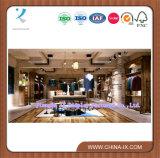 Form-Innenausstellung-Bildschirmanzeige-Zahnstange für Kleinausstellungsraum