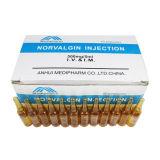 Injecção Novalgin Medicina BPF