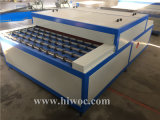 Usine de 2 ans de garantie directe du temps horizontal Lavage et séchage en verre de la machine pour la ligne de production de verre isolant/ Machine verre isolant