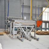 Machine de découpage de panneau de particules