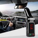 автомобильное зарядное устройство Bluetooth Bc06 с USB Flash Driver FM-трансмиттер