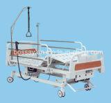 Elektrisches und manuelles Krankenhaus-Dreifunktions-Bett