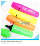 Hot-seller 4PCS Highlighter Marqueur avec clip
