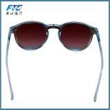 Vetri di Sun riflettenti dello specchio degli uomini di modo degli occhiali da sole retro