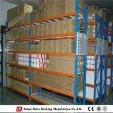 Longspan Lager-Stahlspeicher-Garage-Regal-Bildschirmanzeige-Racking