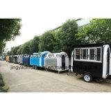 移動式ファースト・フードのカートの移動式食糧トラックのファースト・フードのカート
