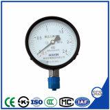 Accuracy 1.6%のAmmoniaのための圧力計Pressure Gauge