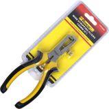 Ручные инструменты щипцов для снятия изоляции проводов сиденья рукоятку 6 строительства OEM