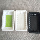 Many Color Disposable PP Plastic Food Grade Tray for Meatus Seafood and Vegetable