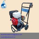 고압 세탁기 및 고압 펌프를 가진 가스 세탁기