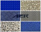 スリップ防止小石PVCビニールのフロアーリング