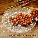 Piatto di pranzo moderno trasparente dei piatti di frutta del campione libero