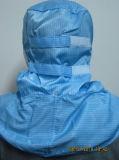 Capo motor abierto del recinto limpio de la cara de la ropa del recinto limpio de la ropa del ESD