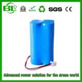 7.4V 4ah móvil de comunicación instrumento Li batería Pack