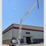 (PB13A) Concrete Pomp die de Concrete Machine van de Boom plaatsen