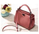 O design da marca de luxo de bolsas de alta qualidade - Sacola grande relevo floral delicado de bolsas de ombro para senhora