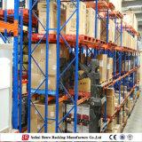 La Chine de haute qualité Feuille de Métal de racks d'Entrepôt/Rack de stockage