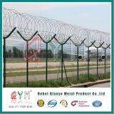 ボーダー安全塀のパネル空港塀のパネル