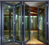 2016アルミニウム折れ戸を使用して最も新しいデザイン家