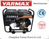 Le ce 2kVA reconnu par ISO9001 2.5kVA de Yarmax ouvrent le type le groupe électrogène diesel Ym6500eb-I