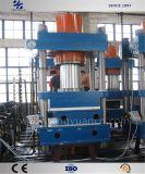 A placa superior para a imprensa de vulcanização produzindo pneus sólidos