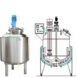 Tanque do aquecimento do tanque da emulsão do tanque de Emulsifing para o suco /Shampoo