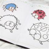 아이들의 마음에 드는 것은 책 고품질 색칠하기 책을 도매한다