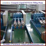 Cryogene het Vullen LNG/Lo2/Ln2/Lar/Lco2 van de hoge druk Pomp