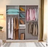 Kast Van uitstekende kwaliteit van de Garderobe van de korting de Draagbare