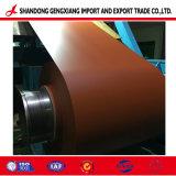 Color fabricante PPGI PPGL recubierto de acero pintado de la bobina PPGI Pre