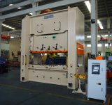 250 la tonne presse mécanique double côté droit de la manivelle de la machine pour l'estampage