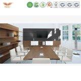 ハイエンドおよび気高いパネルの家具の環境保護の最新の小さい会合表