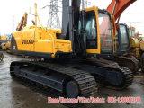L'excavatrice utilisée de Volvo Ec210blc, Volvo a utilisé l'excavatrice en vente
