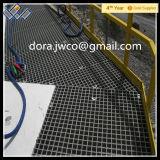 Piattaforma galvanizzata di parcheggio dell'automobile del TUFFO caldo