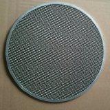 rete metallica lavorata a maglia del filtrante dell'acciaio inossidabile 304 316