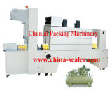 Machine semi automatique d'enveloppe de rétrécissement (ST6030)