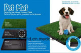 Onbenullige Dienblad van de Hond van het Product van het Toilet van het huisdier het Draagbare