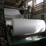 1.575 mm Impresión de alta velocidad Escrito el rollo de papel 80 GSM máquinas de hacer