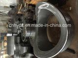 Flange de alta pressão forjada quente da anomalia do aço inoxidável