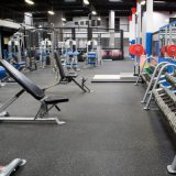 Il suono assorbe le sedi della riunione che pavimentano per Gyms, stanze di svago di peso