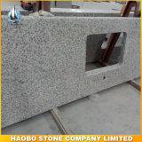 Barato G655 Bancada de cozinha de granito cinza claro