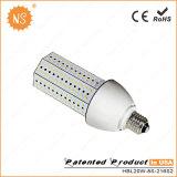 Los calentadores de ahorro de energía LED 20W de luz de maíz