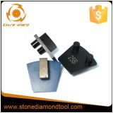 Werkmaster 단 하나 세그먼트 금속 구체적인 가는 다이아몬드