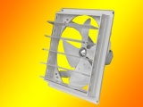 Metallabsaugventilator/prüfender Ventilator mit Blendenverschluß CB Standard