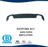 KIA K5 Optima 2011 Placa de pára-choques traseiro