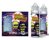 O melhor suco de fumo de venda do E-Líquido 30ml com líquido do frasco de vidro 500ml 1kg 5kg E do fornecedor chinês