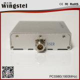 アンテナが付いている卸し売りPCS980 3G 4G 1900MHzの移動式シグナルの中継器
